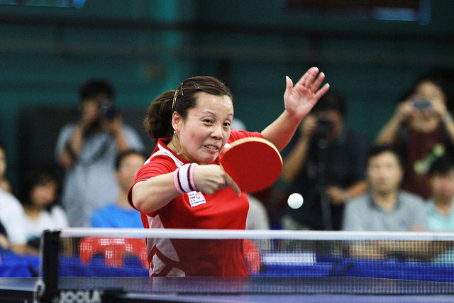 Singapore's Top Paddlers To Star At National Table Tennis Grand Finale 2009/2010