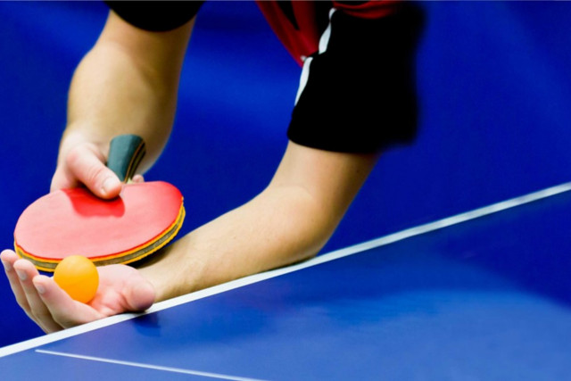New Coach For Singapore Men's Table Tennis Team