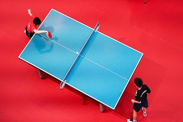 NETS Shows Its Support For Singapore's Table Tennis Champions