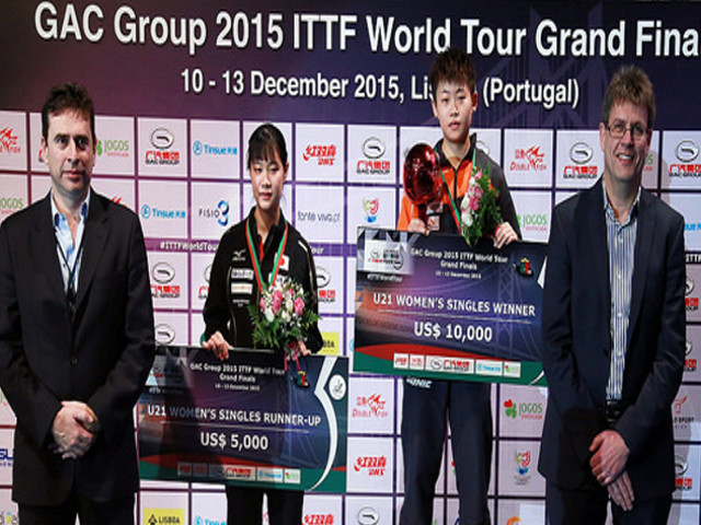 ITTF World Tour Grand Finals Day – Updates and Results