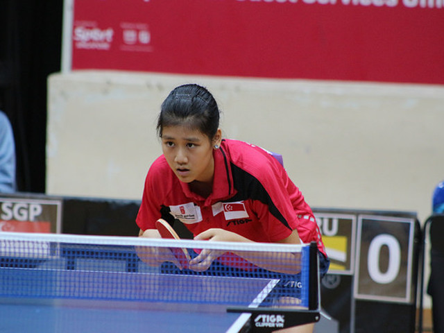 Singapore Table Tennis Association (STTA) Launches STTA Youth Development Bursary and Provides Overseas Competition & Training Financial Subsidy