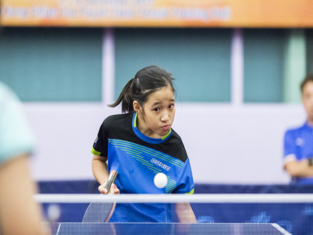 STTA Youth Table Tennis Championships 2021 (postponed)