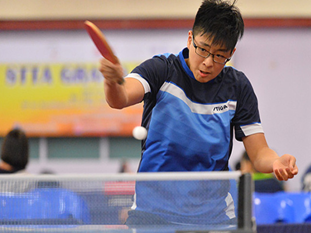 22nd Char Yong Cup National Youth Top 10 Table Tennis Tournament 2017