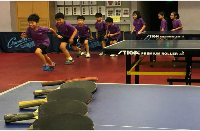 Zone Training Centres (5-13 yrs old)