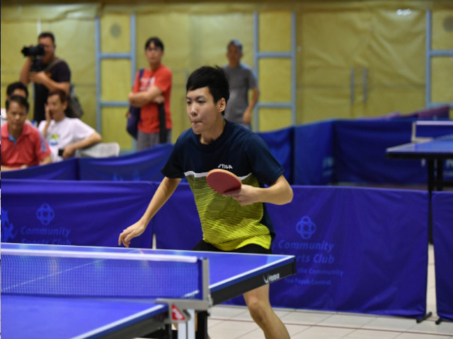 Dr Ng Eng Hen Cup-STTA Table Tennis Championships