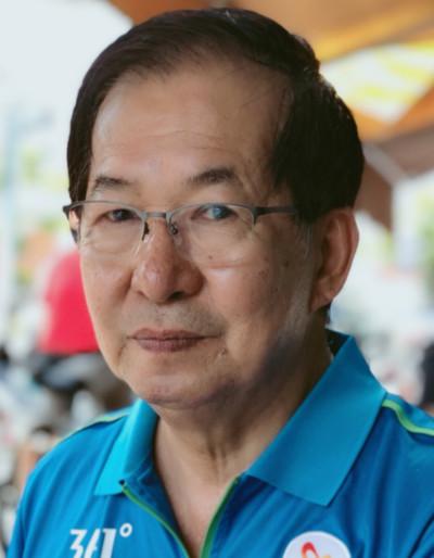Mr Joseph Lau Pub Taai, PBS, PBM