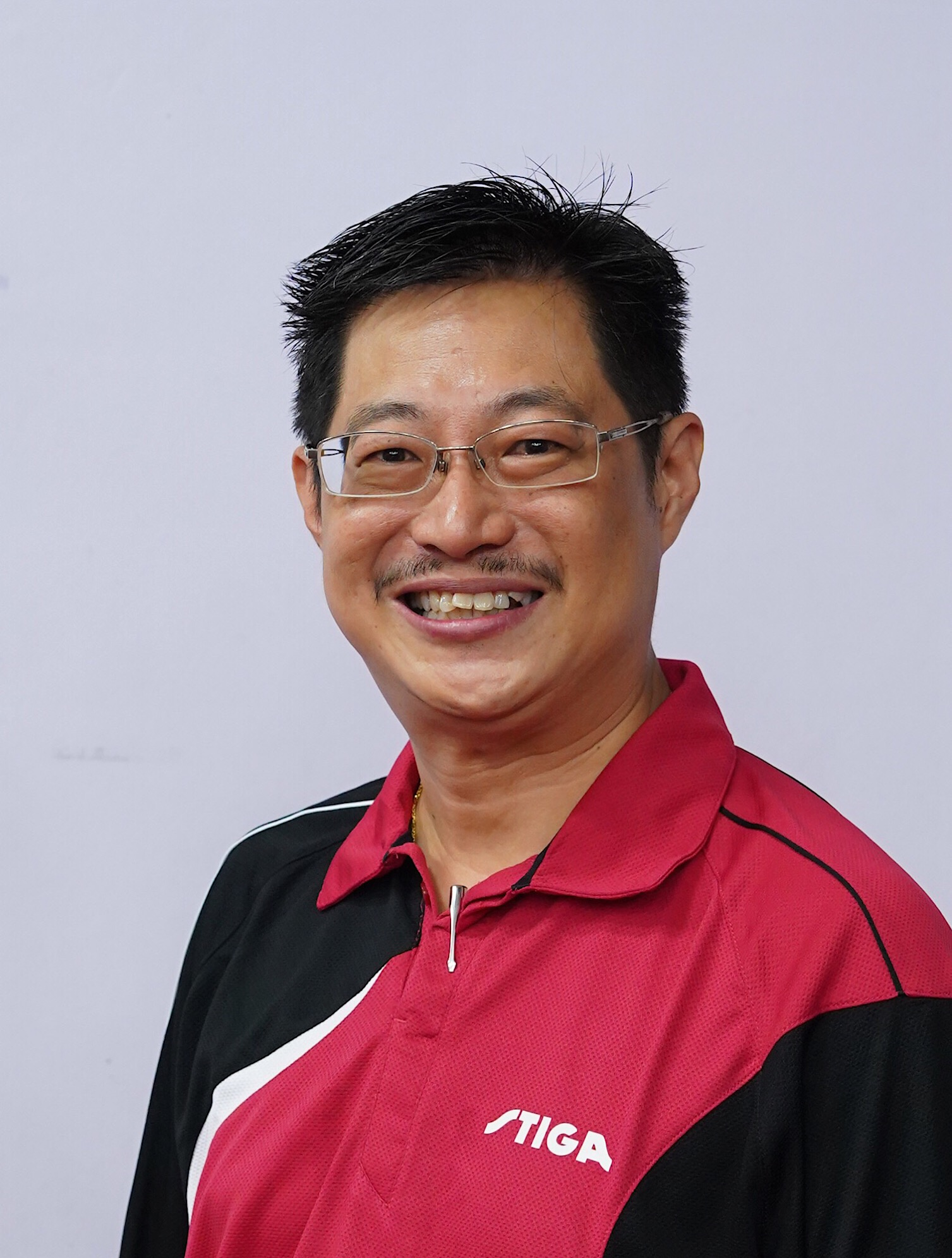 Mr Francis Lee Seng Ken, PBM