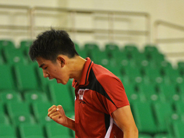 Paddler Pang Qualifies for YOG