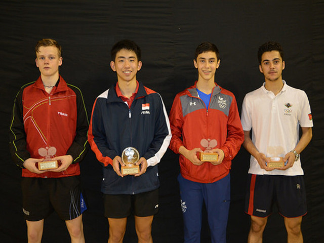 Singapore Scores Double Wins at the 2018 Cook Islands Junior & Cadet Open – ITTF Junior Circuit, 4th to 7th June
