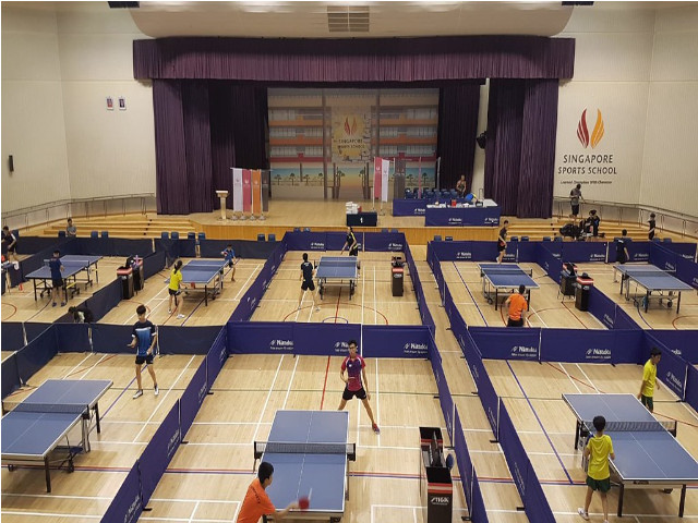 STTA Table Tennis Championships 2021