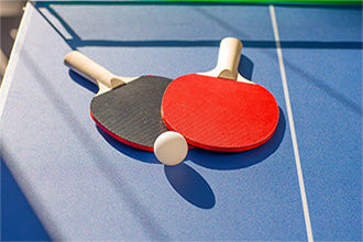 An All-Inclusive Table Tennis Competition at Braddel Heights Community Hub, the Former Serangoon Bus Interchange