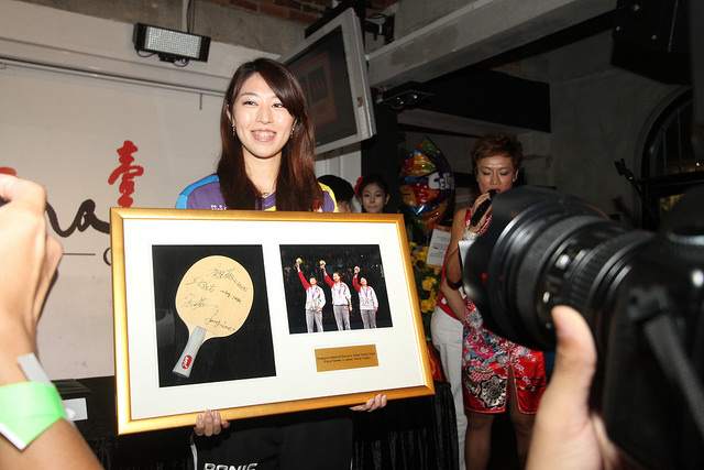 China One Celebrates its 8th Birthday with Two Joyous Sportsinspired Events on 21 November 2012
