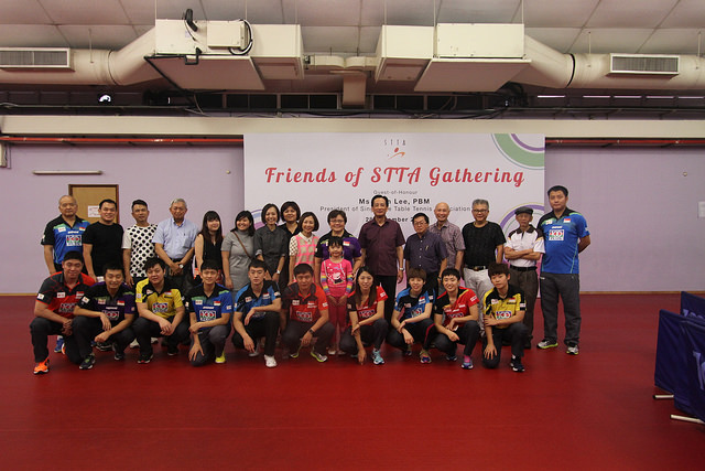 Friends of STTA Gathering 2015