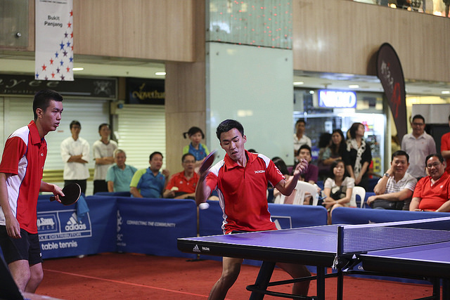 A PAssion Table Tennis Club Within Your Neighbourhood By 2015