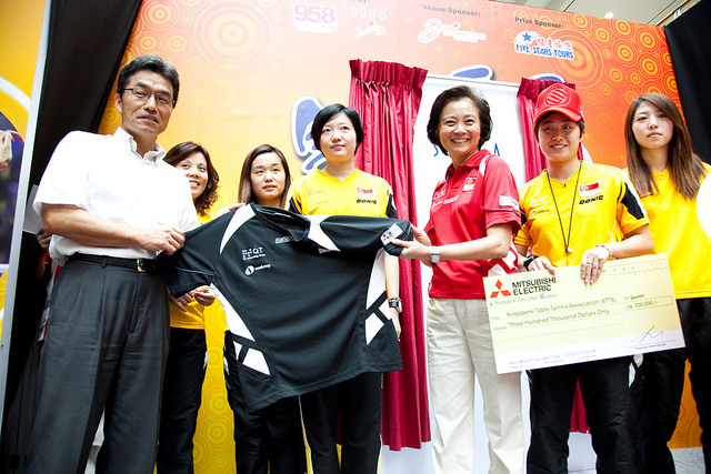 STTA Kicks Off 80th Anniversary With Another Sponsorship Deal – Mitsubishi Electric