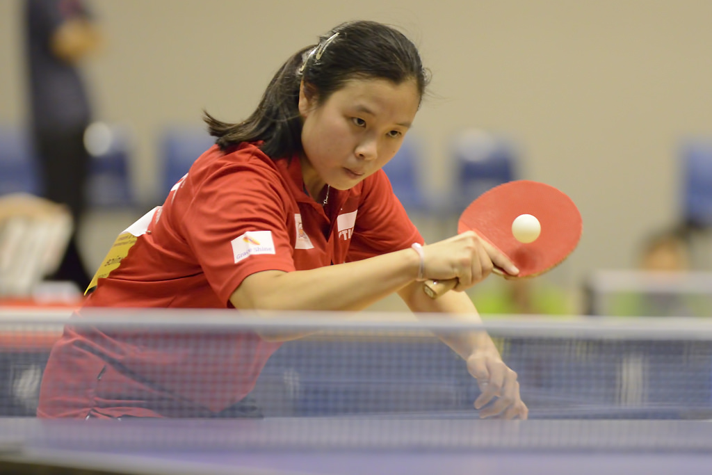 Singapore Junior & Hopes Invitational Table Tennis Tournament