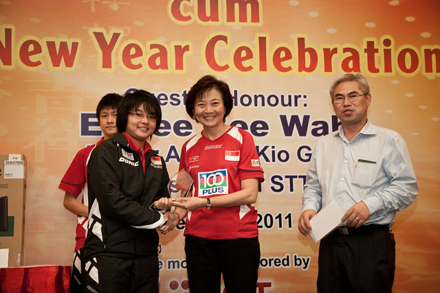 STTA To Award Top Players For 2010