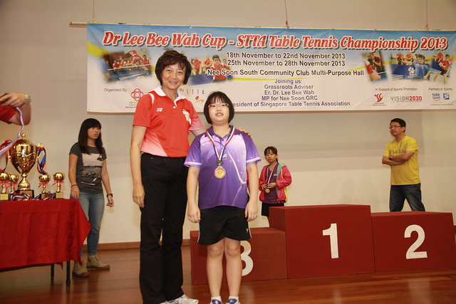 Registration Deadline Extended For Dr Lee Bee Wah Cup – STTA Table Tennis Championship 2013