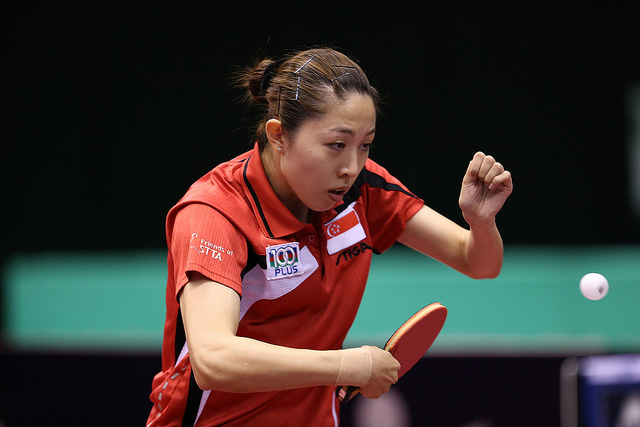 National Table Tennis Grand Finale