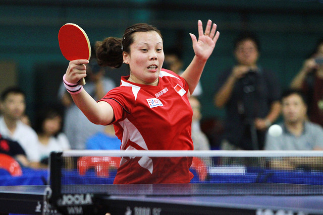 World Class Action In Store For Local Table Tennis Fans