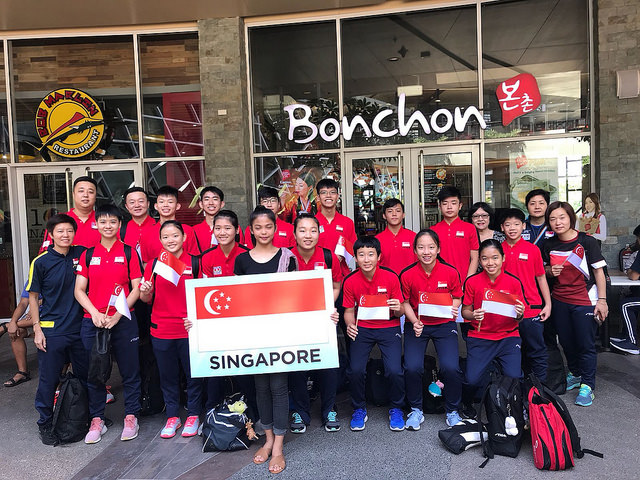 Singapore youths record their best-ever gold medal haul at the 24th South East Asian (SEA) Junior & Cadet Table Tennis Championships 2018