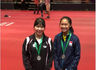 2018 Hang Seng Hong Kong Junior & Cadet Open- ITTF Golden Series Junior Circuit, 1 to 5 August 2018