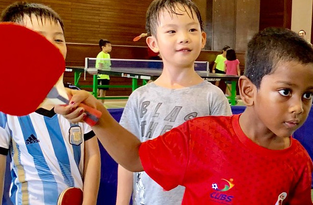 School Holidays Table Tennis Camp @ Hougang (2 days)