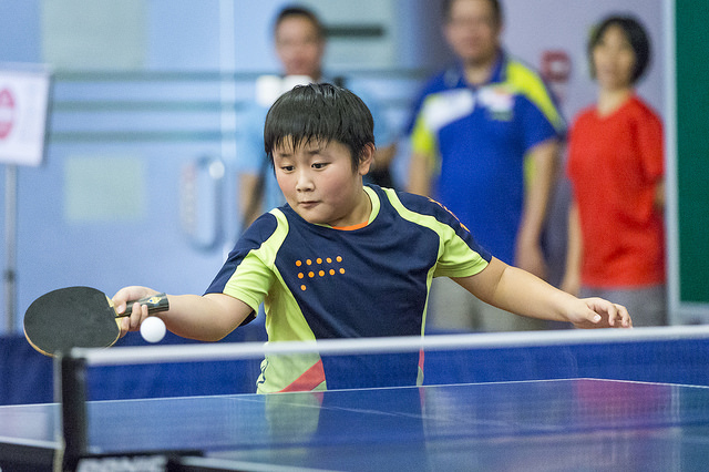 Char Yong National Youth Top 10 Table Table Tournament