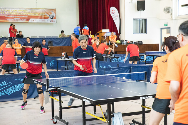 Toa Payoh East – Novena / STTA Table Tennis Championship