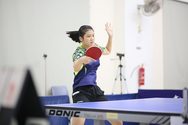 Dr Lee Bee Wah – STTA Table Tennis Championships
