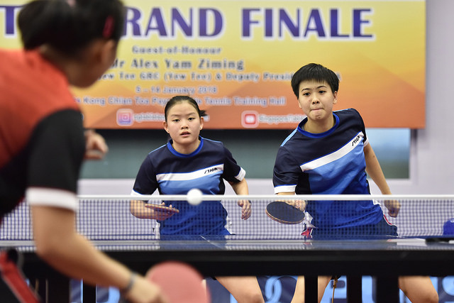 STTA National Table Tennis Grand Finale