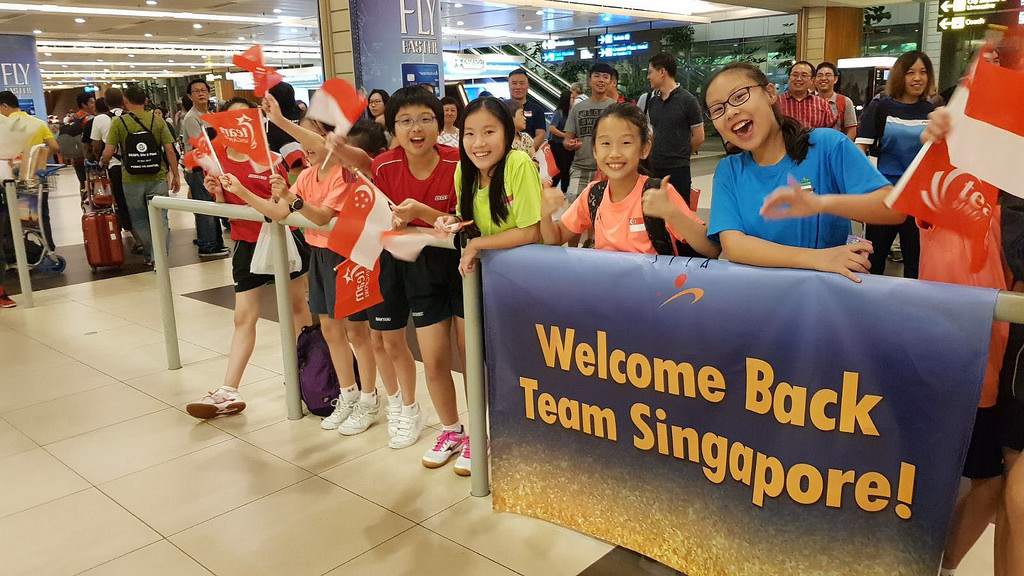 SEA Games 2019 Philippines Welcome Back