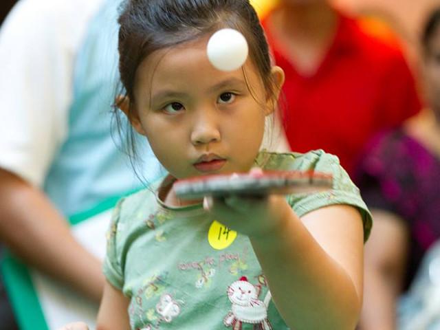 March School Holidays Table Tennis Camp 2021 @ Yishun