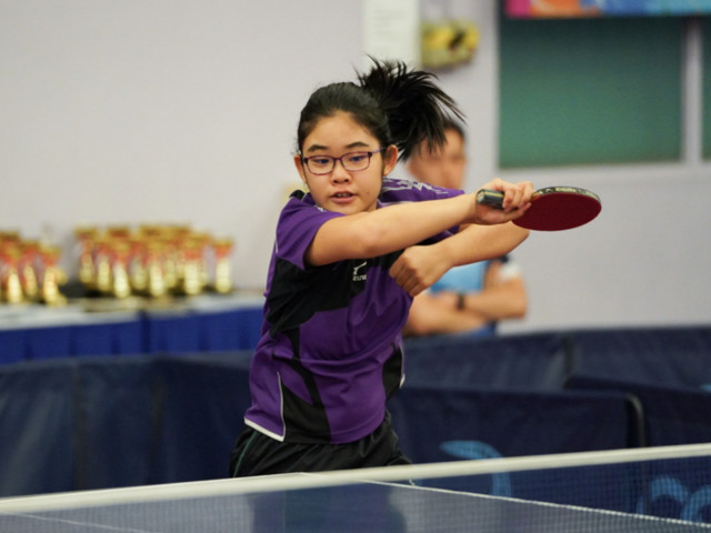 23RD CHAR YONG CUP NATIONAL YOUTH TOP 10 TABLE TENNIS TOURNAMENT 2018