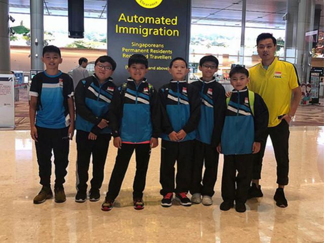 "2019 Asia Youth Invitational Table Tennis Tournament, Hong Kong  亚洲(太平洋)精英体育联合会暨 ""GEWO 亚少杯""乒乓球香港国际邀请赛, 25 to 27 January"