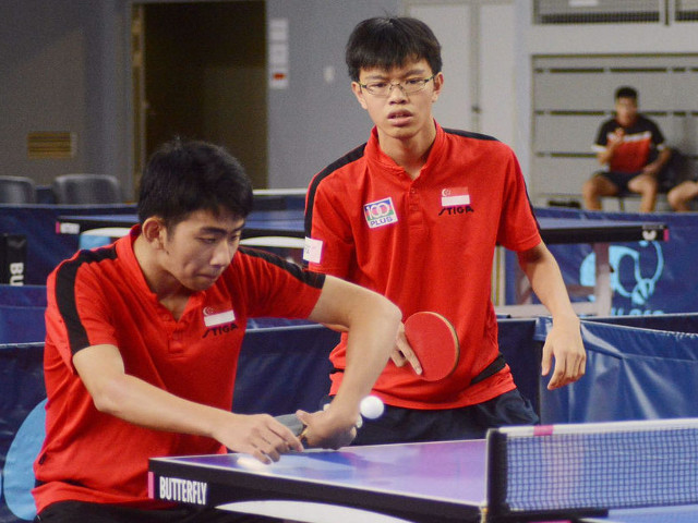 Next Generation:  4 of the best talents will be promoted to the National Table Tennis Team
