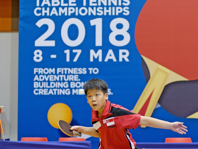 Registration For SAFRA-STTA Table Tennis Championships 2019 is Open!
