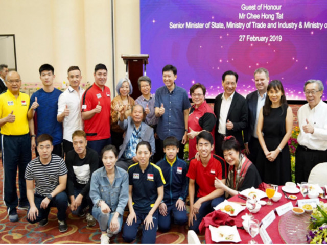 STTA Annual Awards Night, 9th Edition:  Celebrating Table Tennis Achievements of 2018