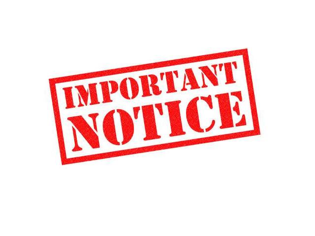 [Closure Notification] STTA Jurong West Zone Training Center, 19 June 2019