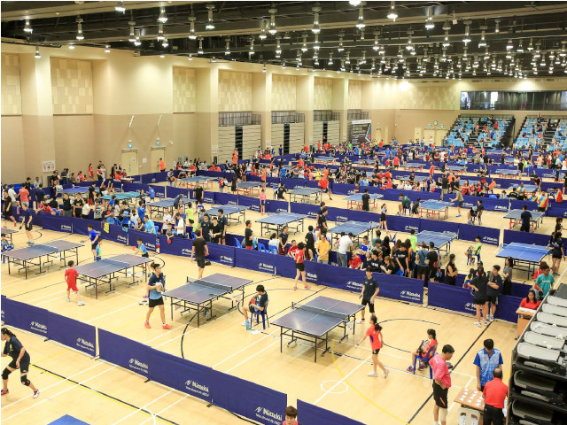 STTA-PA Table Tennis Bicentennial Championship, 31st August 2019