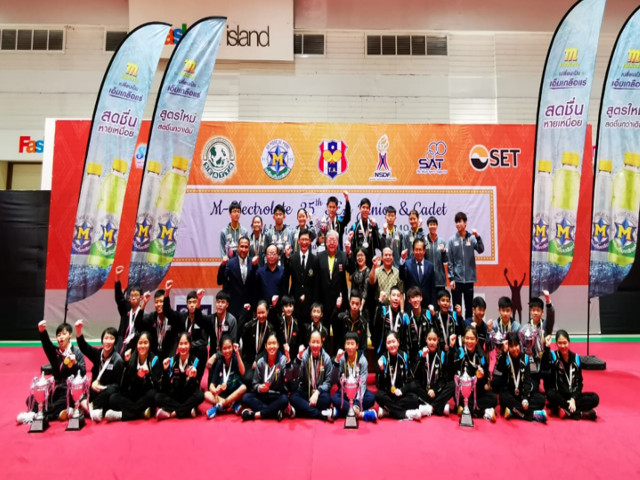 Singapore youths scored gold medal haul at the 25th South East Asian (SEA) Junior & Cadet Table Tennis Championships, 4th to 9th June 2019