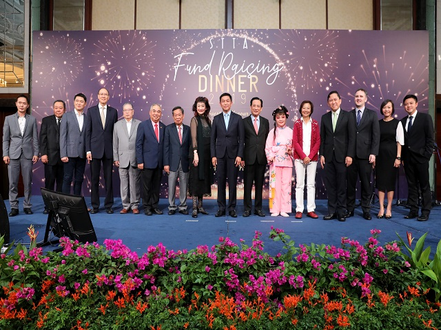 Singapore Table Tennis Association raised over $473,000 for its High Performance Sports System