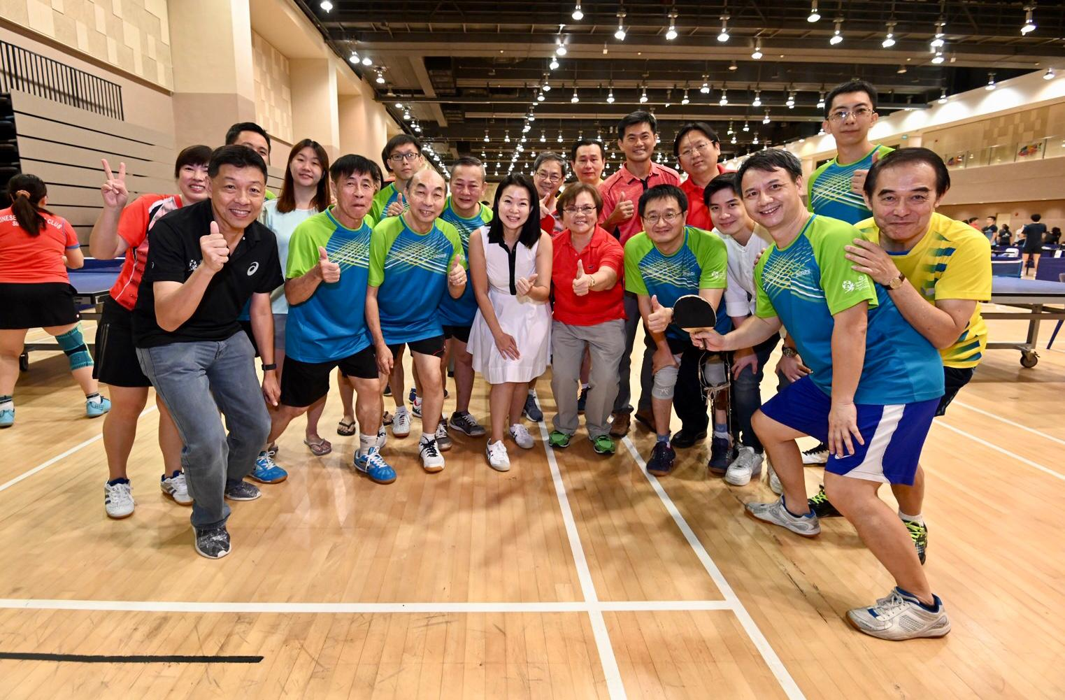 STTA-PA Table Tennis Bicentennial Championships 2019 – Winners List