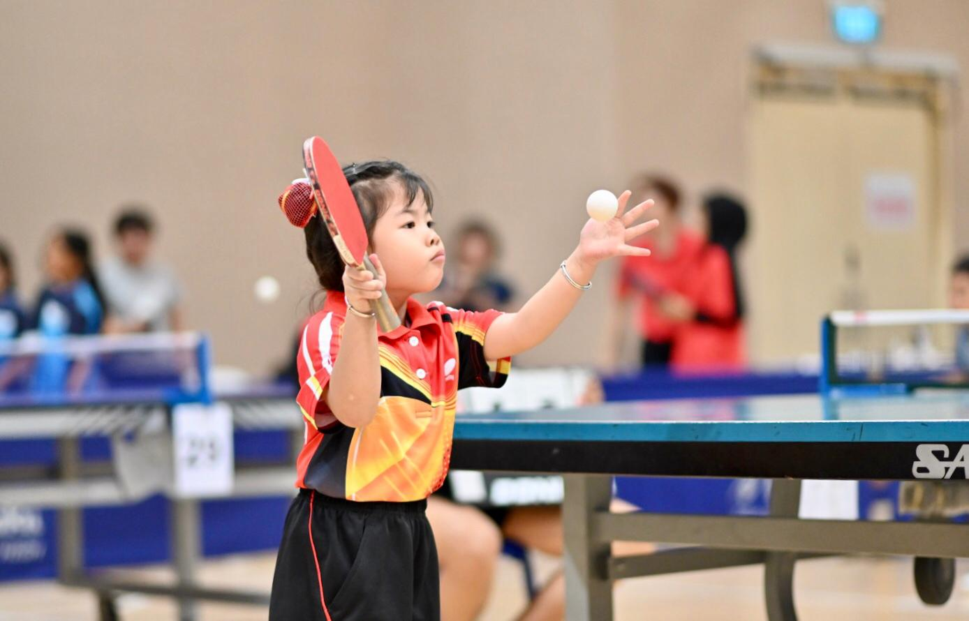 School Holidays Table Tennis Camp @ Clementi Sports Hall (2 days)