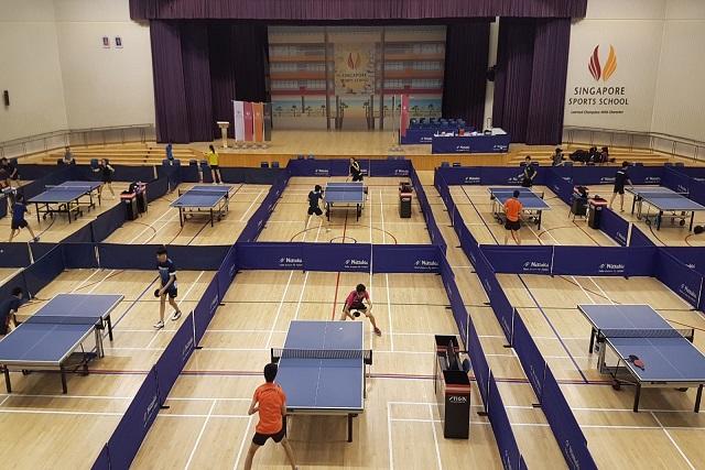 STTA Junior & Hopes Invitational Tournament