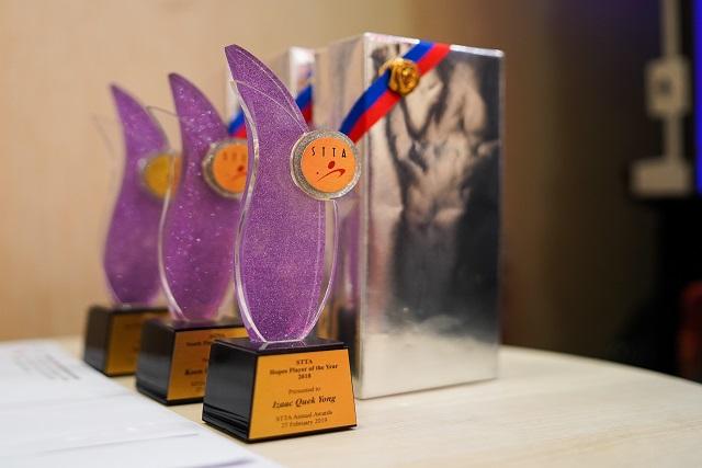 STTA Annual Awards Night