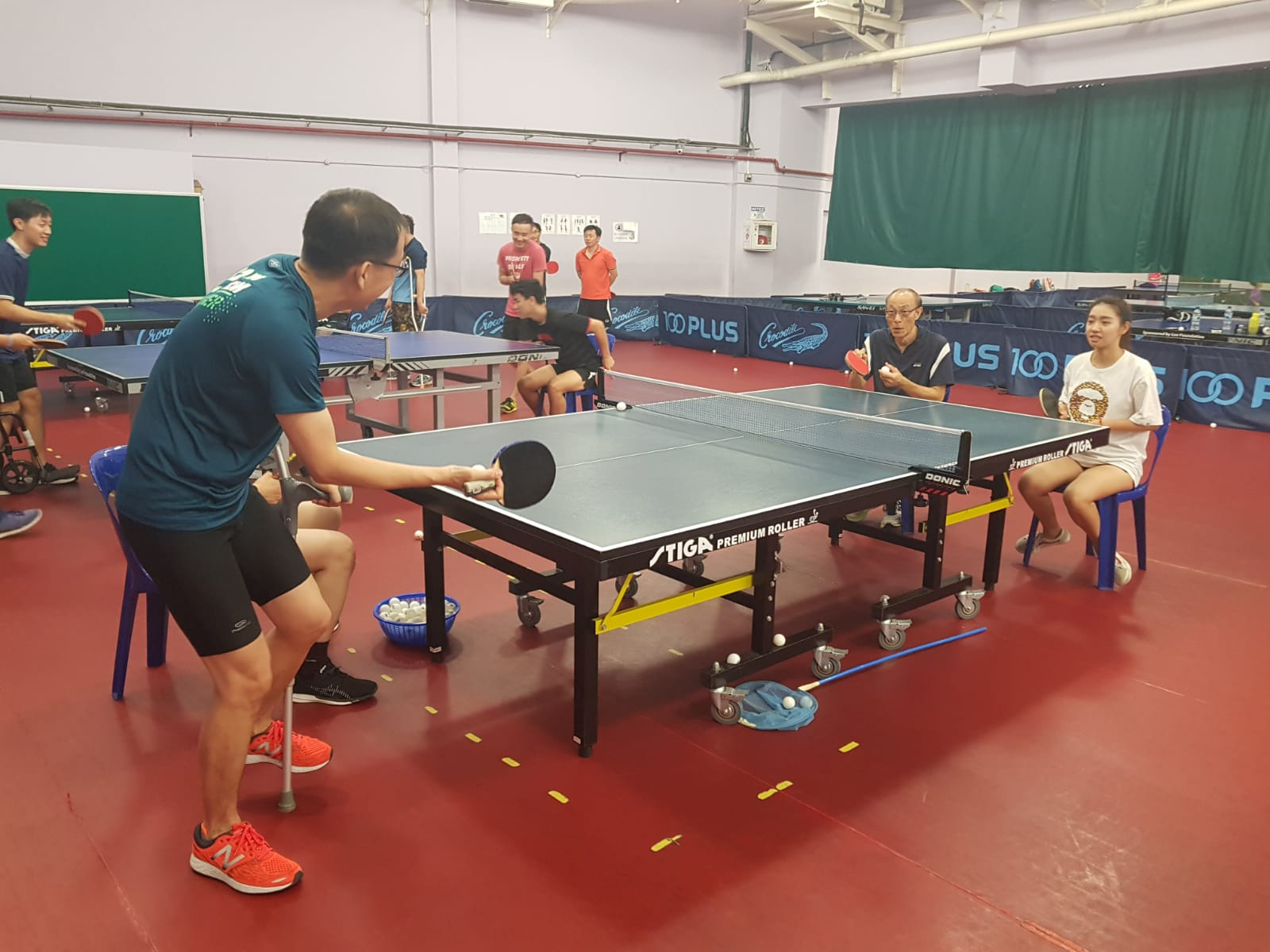 Another run of the ITTF-PTT Level 1 Coaching Course from 13 to 22 December 2019 is available