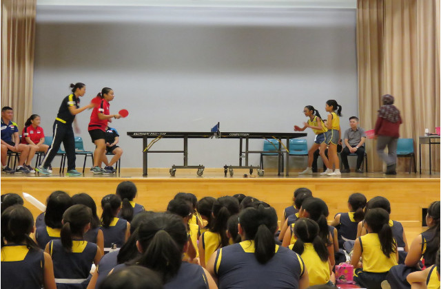 Visit to Wellington Primary School by National Paddlers
