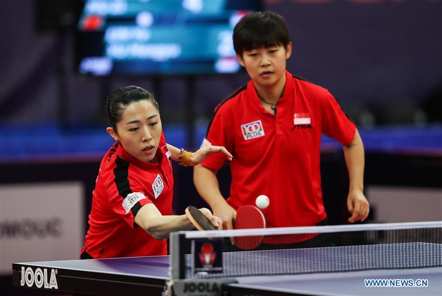 Table Tennis: Lin Ye replaces injured Yu Mengyu in the South East Asian (SEA) 2019 Games, Philippines