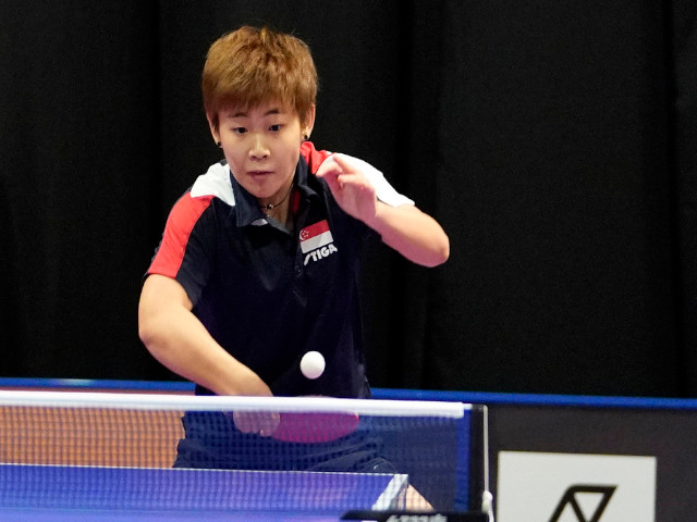 Table Tennis: Singapore paddler Lin Ye stars at the 2020 ITTF Challenge Plus, Oman Open, 11 to 15 March 2020.